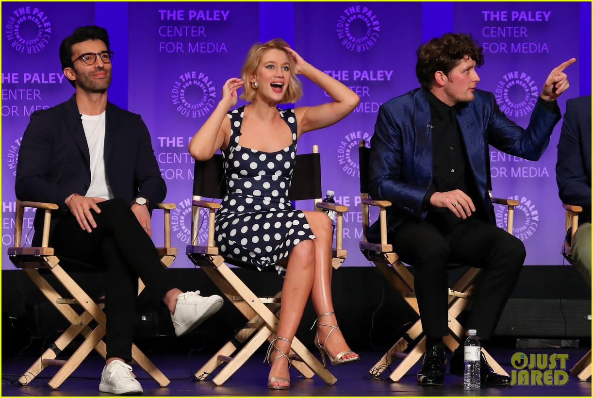 gina rodriguez justin baldoni jane the virgin final season paleyfest 164260739