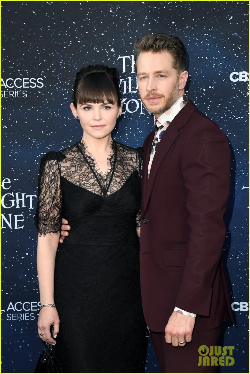 ginnifer goodwin josh dallas couple up at twilight zone premiere 02