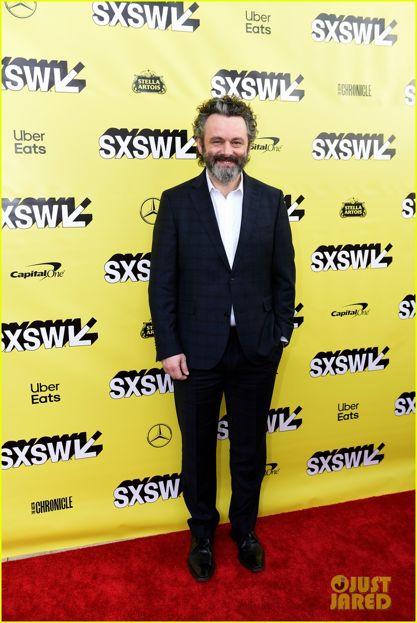 jon hamm michael sheen neil gaiman good omens sxsw 19