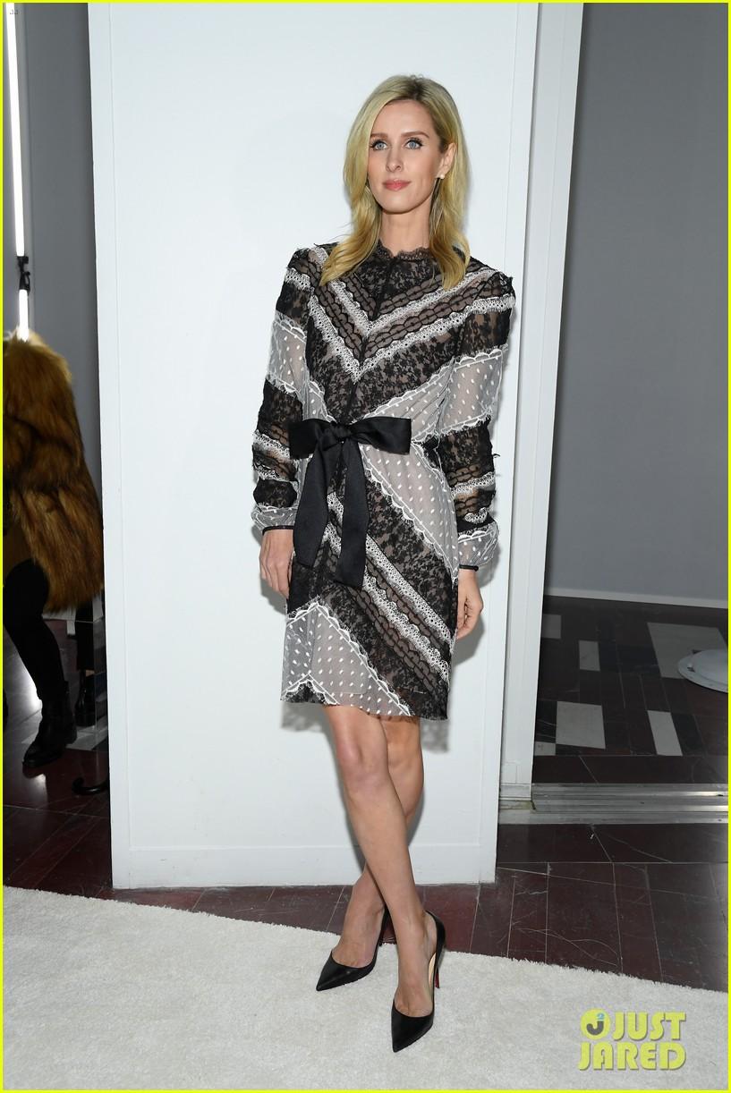 amber heard janelle monae buddy up at giambattista valli paris fashion show 264251237