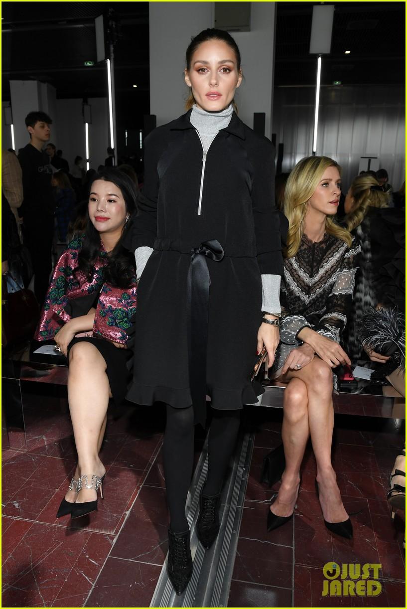 amber heard janelle monae buddy up at giambattista valli paris fashion show 274251238
