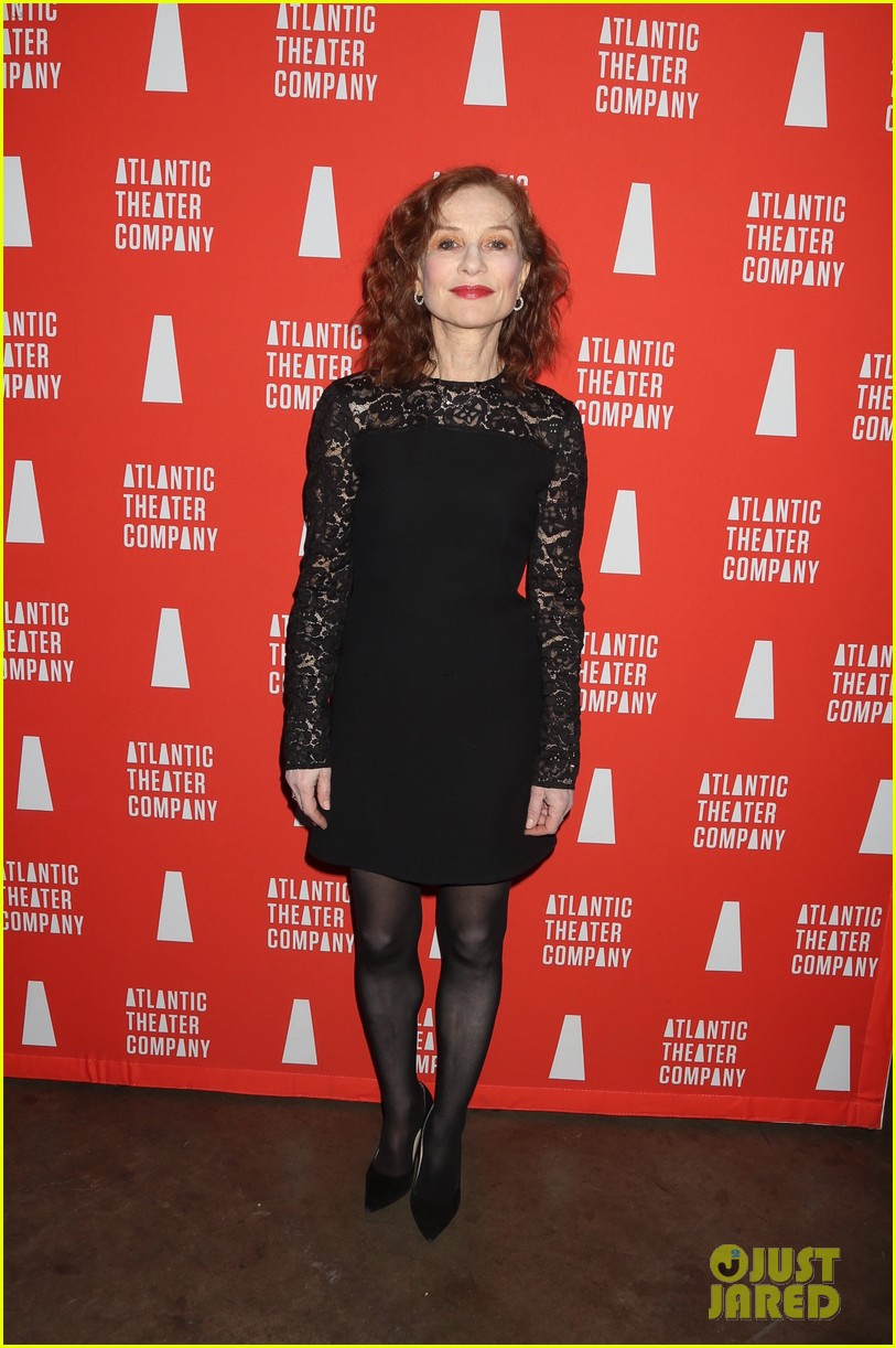 isabelle huppert celebrates the mother opening night 014255548
