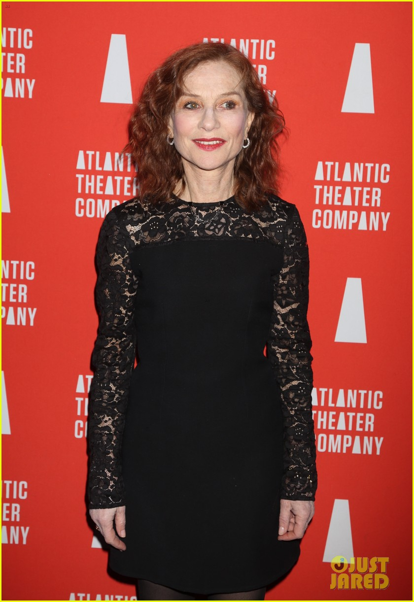 isabelle huppert celebrates the mother opening night 044255551