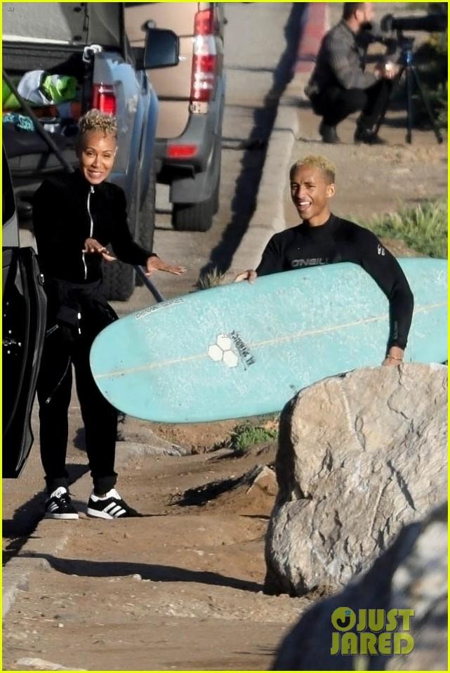 jada pinkett smith son jaden surfing in malibu 054260645