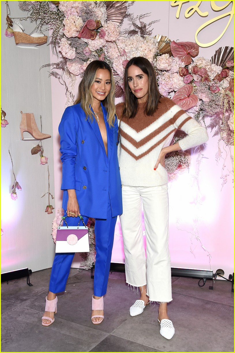 jamie chung 42gold la march 2019 204260396