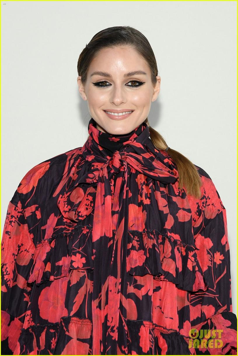 janelle monae lili reinhart katherine langford ladies in red at valentino 104250701