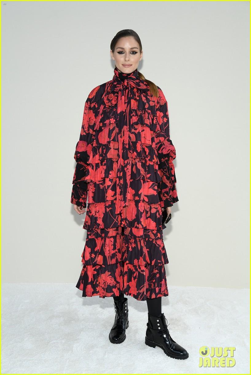 janelle monae lili reinhart katherine langford ladies in red at valentino 204250711