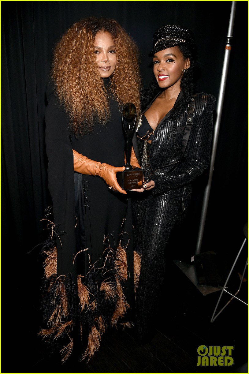 janet jackson janelle monae rock and roll hall of fame 314264914