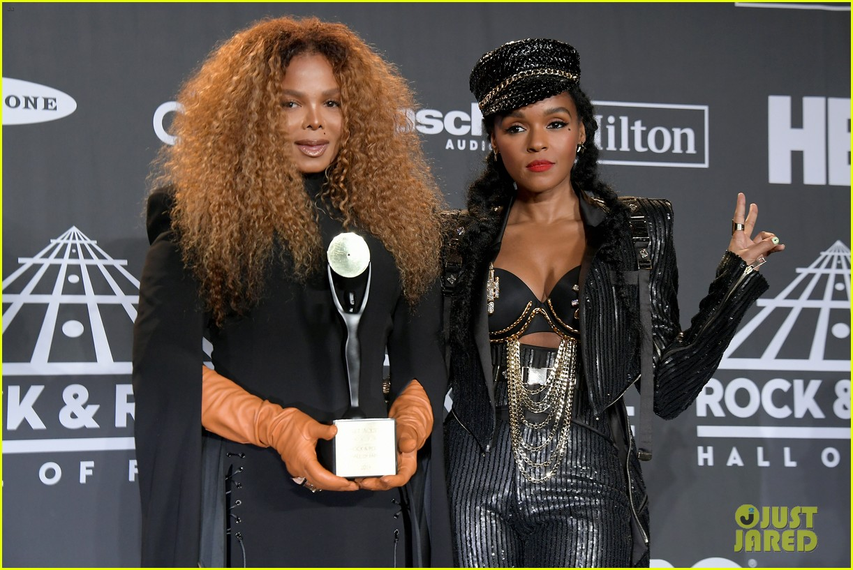 janet jackson janelle monae rock and roll hall of fame 354264918