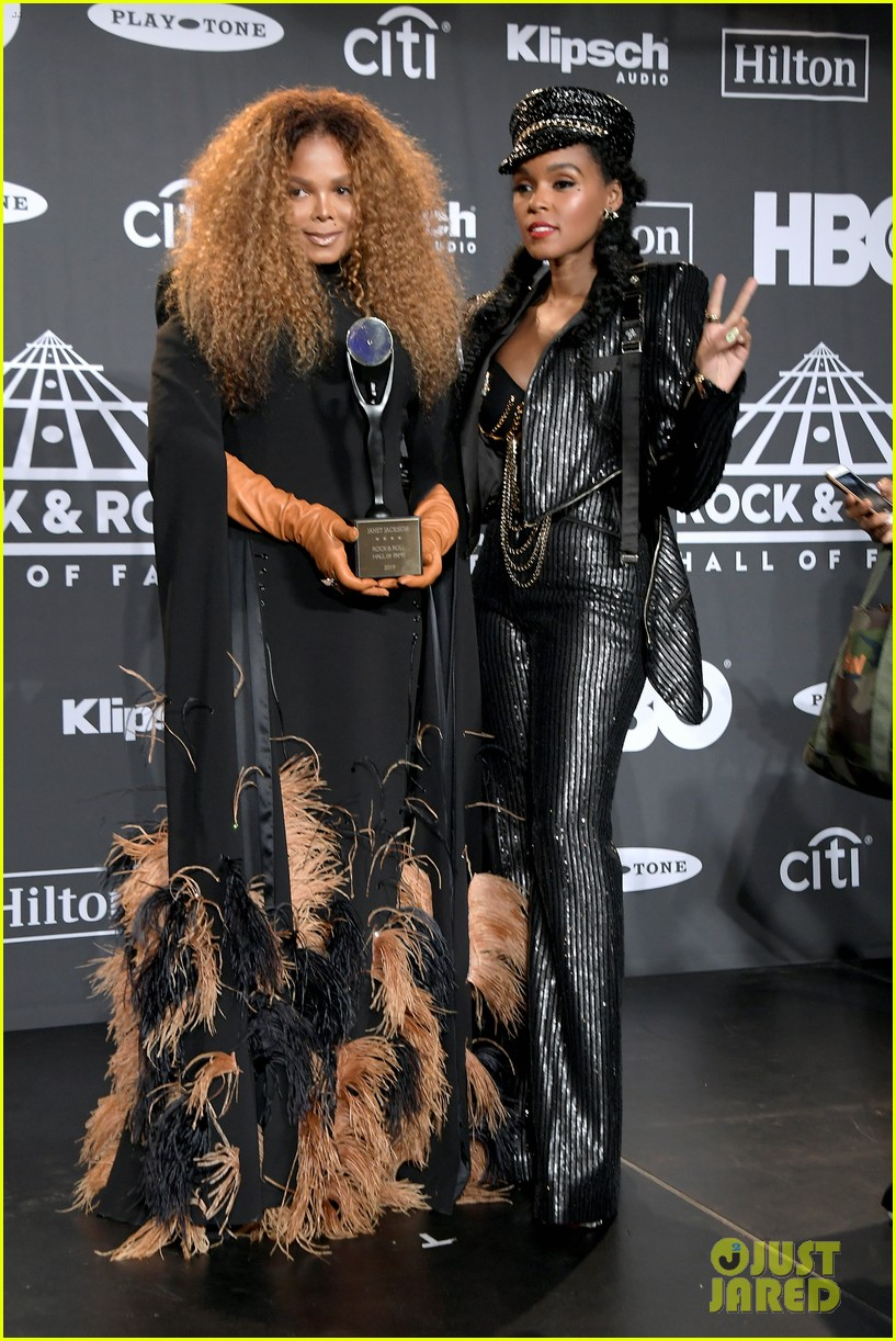 janet jackson janelle monae rock and roll hall of fame 364264919