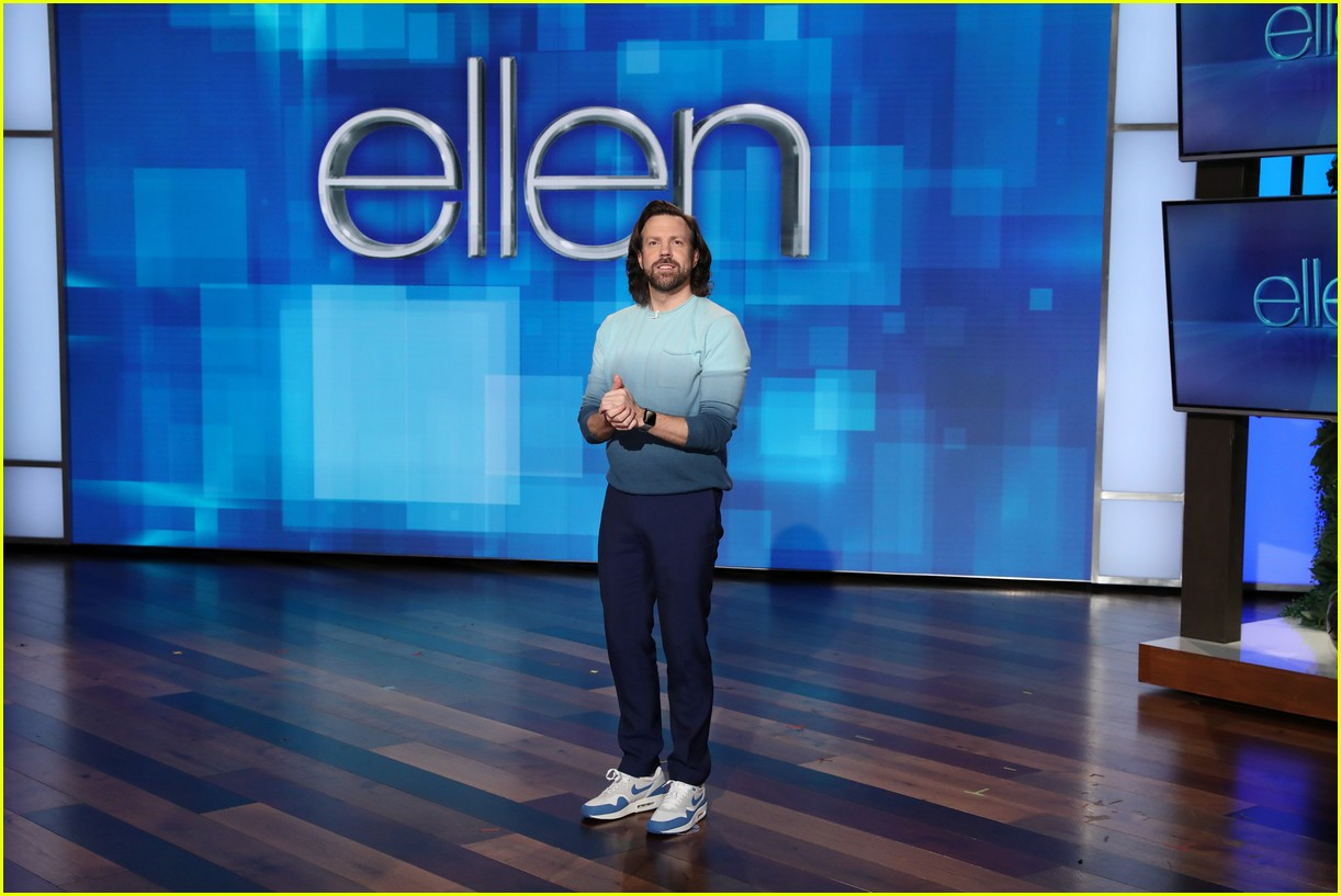 jason sudeikis ellen show march 2019 01