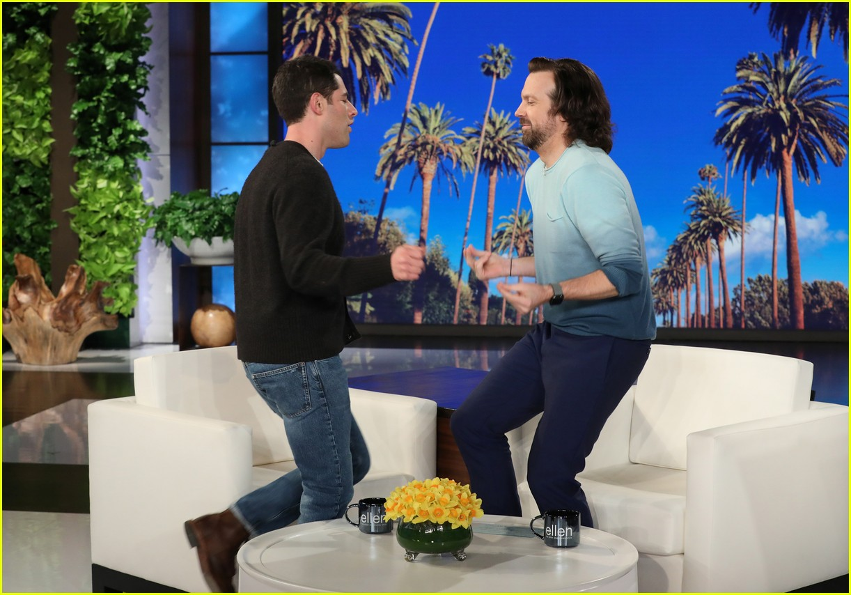jason sudeikis ellen show march 2019 04