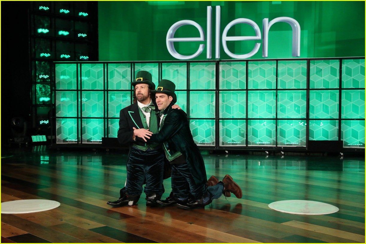 jason sudeikis ellen show march 2019 14