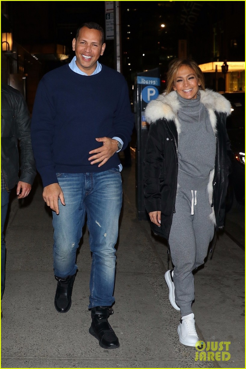 jennifer lopez hits the town for date night with alex rodriguez 01