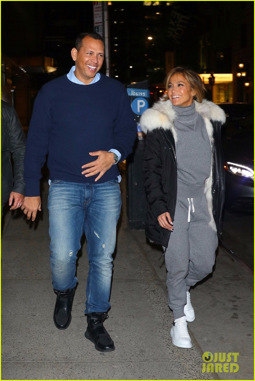 jennifer lopez hits the town for date night with alex rodriguez 05