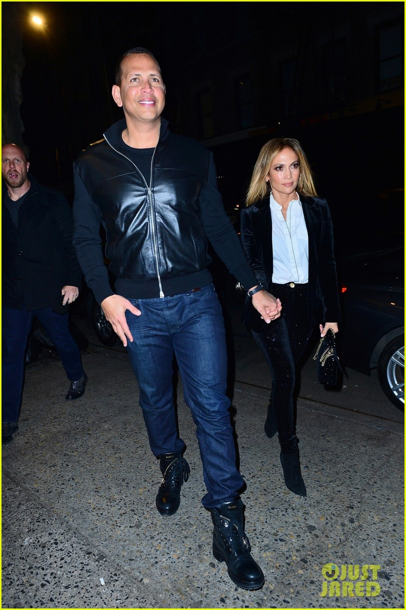 jennifer lopez alex rodriguez step out for dinner in nyc 014258129