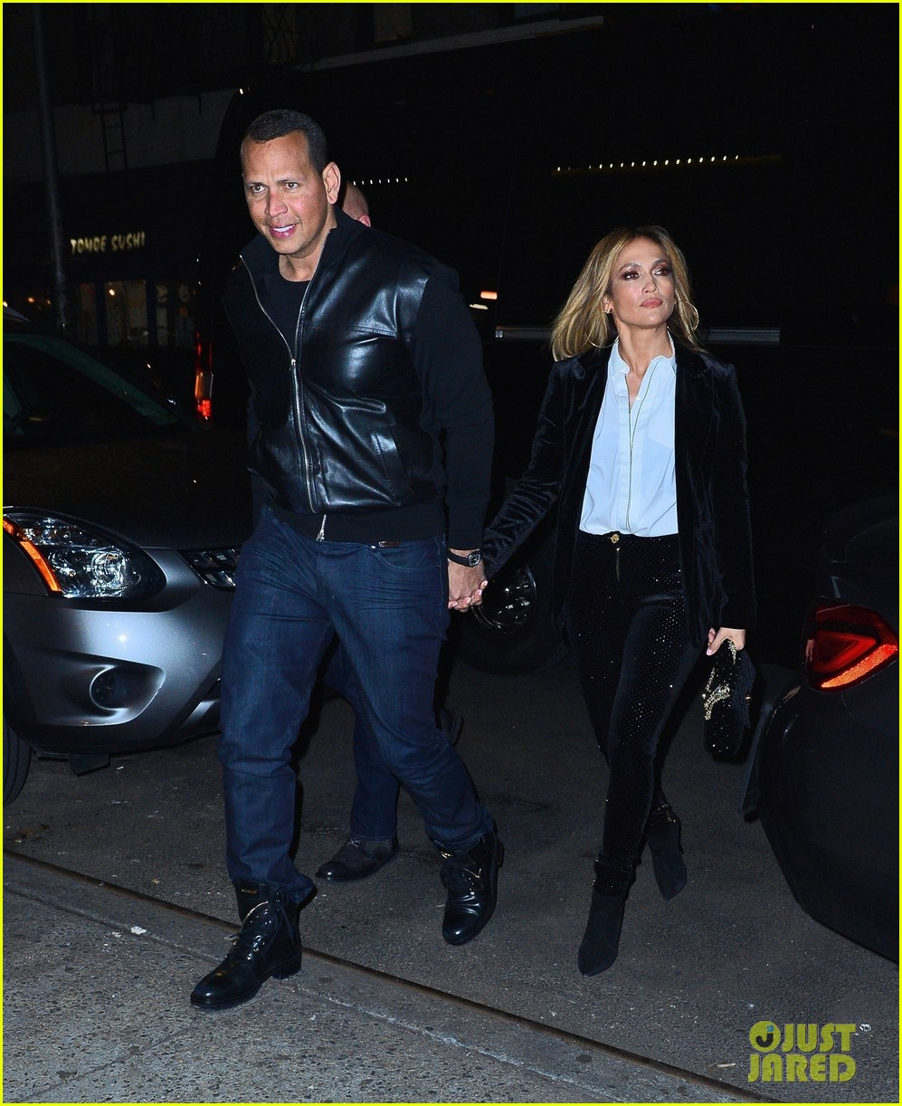 jennifer lopez alex rodriguez step out for dinner in nyc 034258131