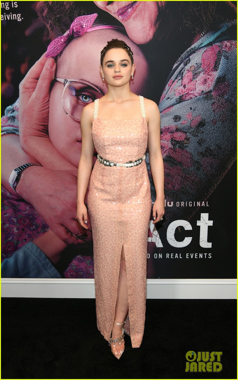 joey king patricia arquette the act nyc premiere 014257459