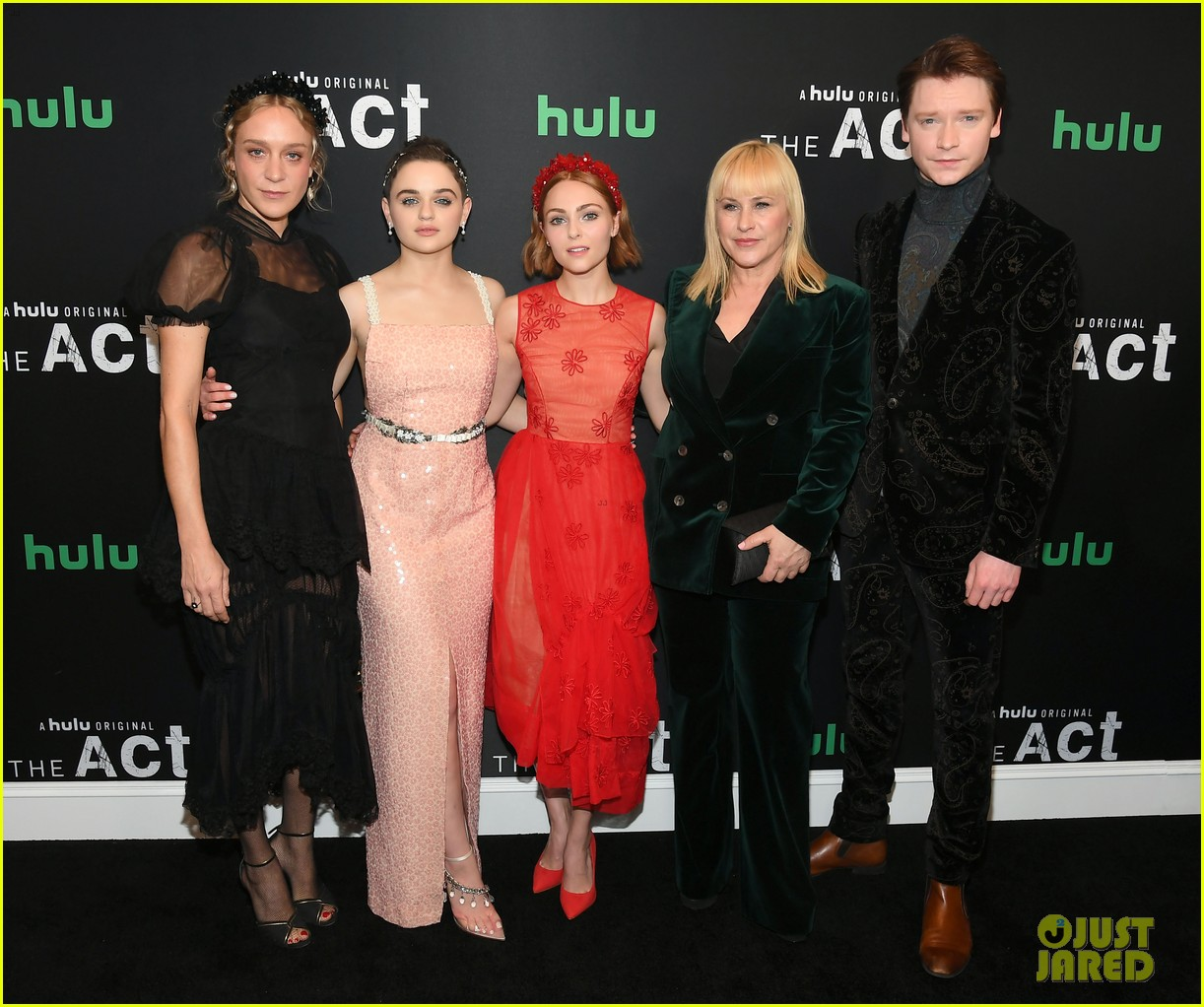 joey king patricia arquette the act nyc premiere 034257461