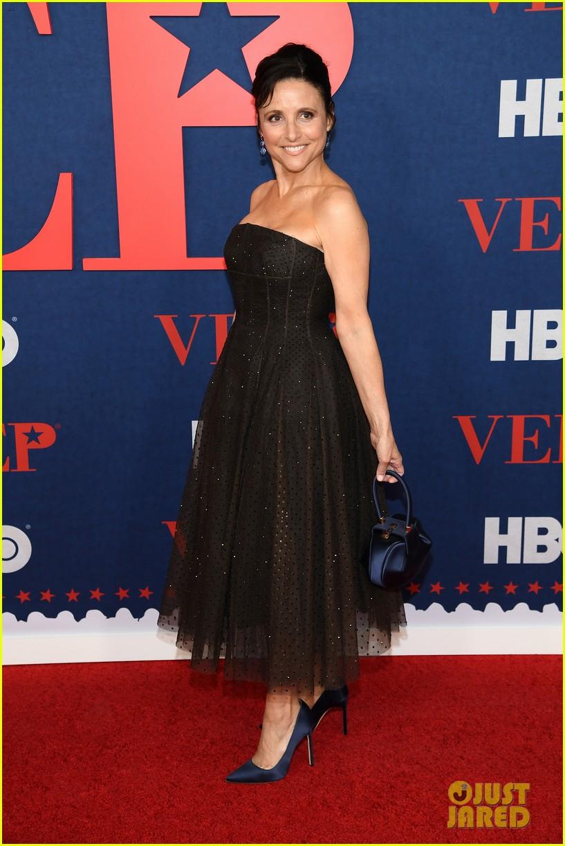 Julia Louis-Dreyfus in Marc Jacobs - 'Veep' Season 7 Premiere