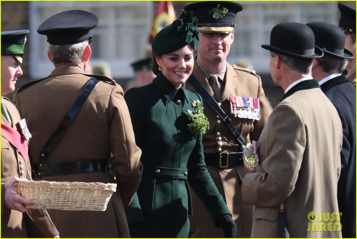 prince william kate middleton st patricks day 2019 01 24258158