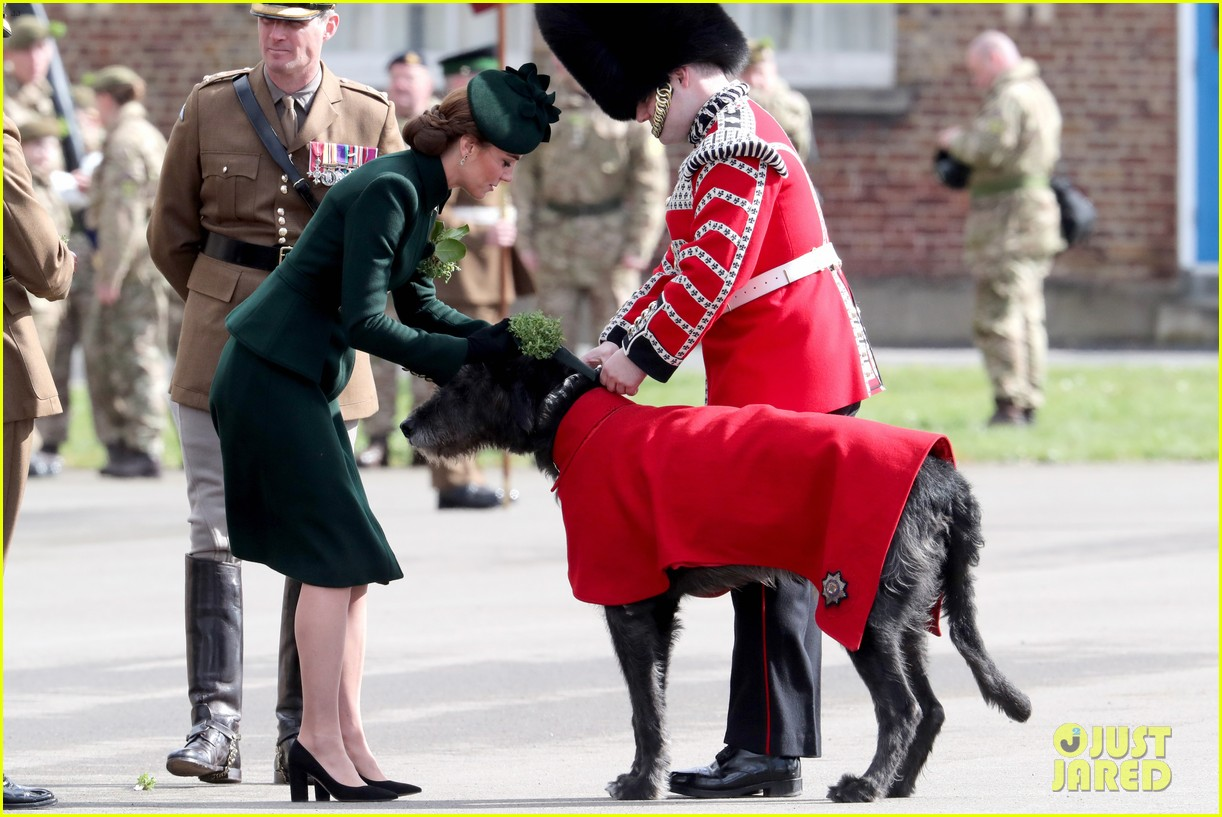 prince william kate middleton st patricks day 2019 02 2