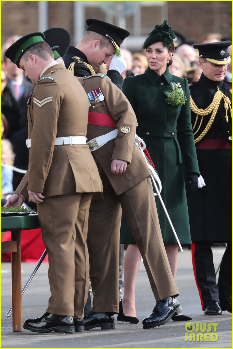 prince william kate middleton st patricks day 2019 02