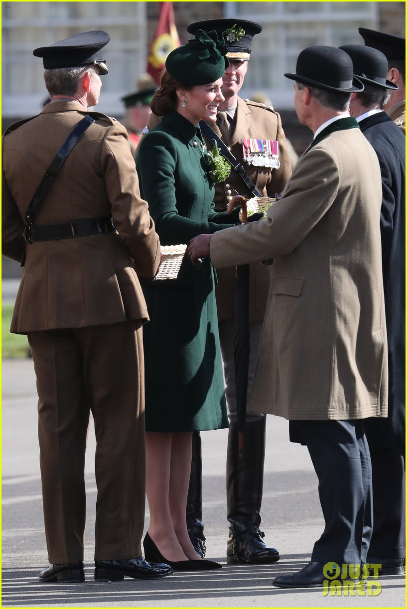 prince william kate middleton st patricks day 2019 03