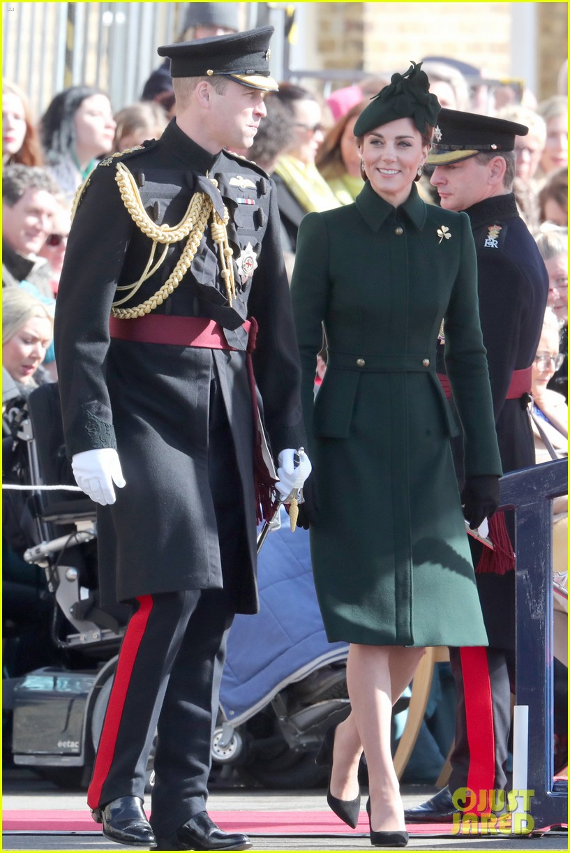 prince william kate middleton st patricks day 2019 04 3