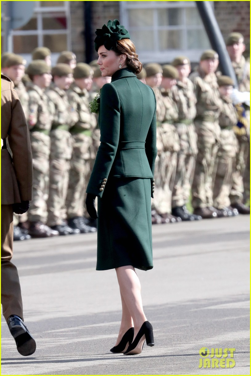 prince william kate middleton st patricks day 2019 05