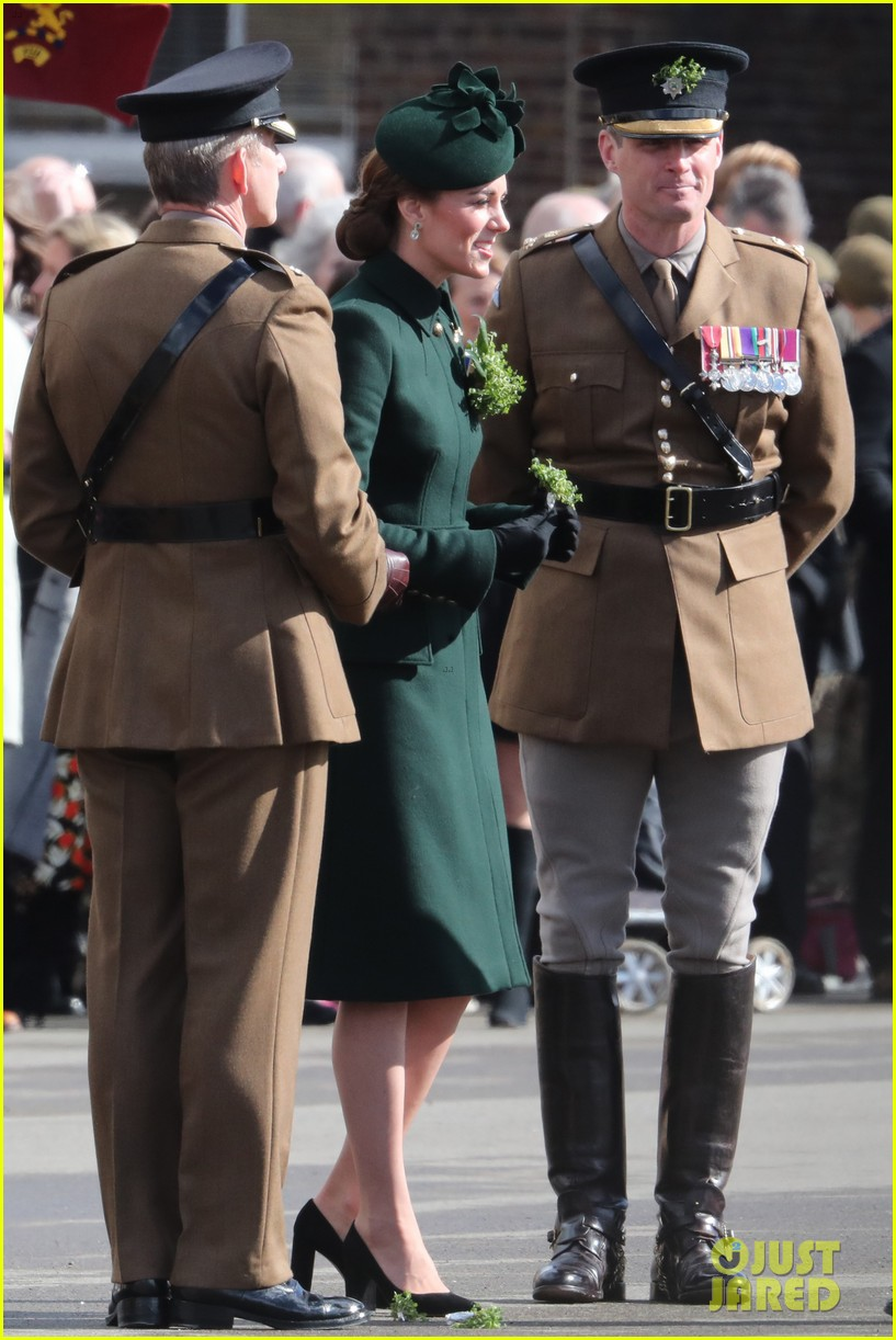 prince william kate middleton st patricks day 2019 06
