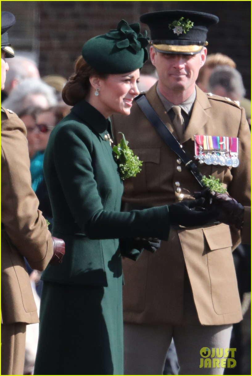 prince william kate middleton st patricks day 2019 07