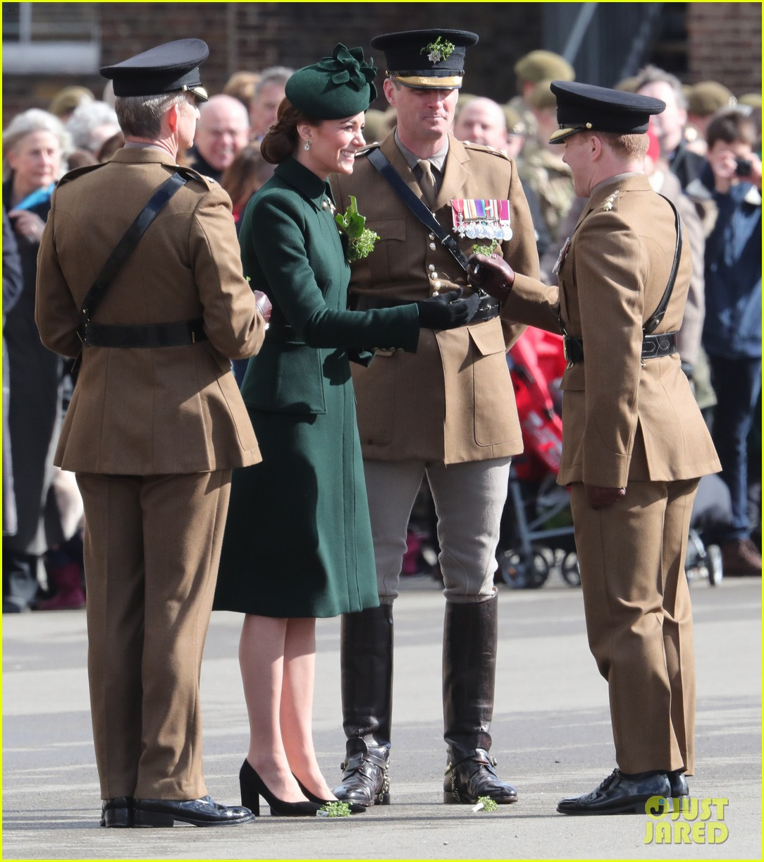 prince william kate middleton st patricks day 2019 084258166