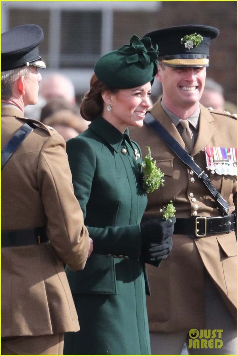 prince william kate middleton st patricks day 2019 09