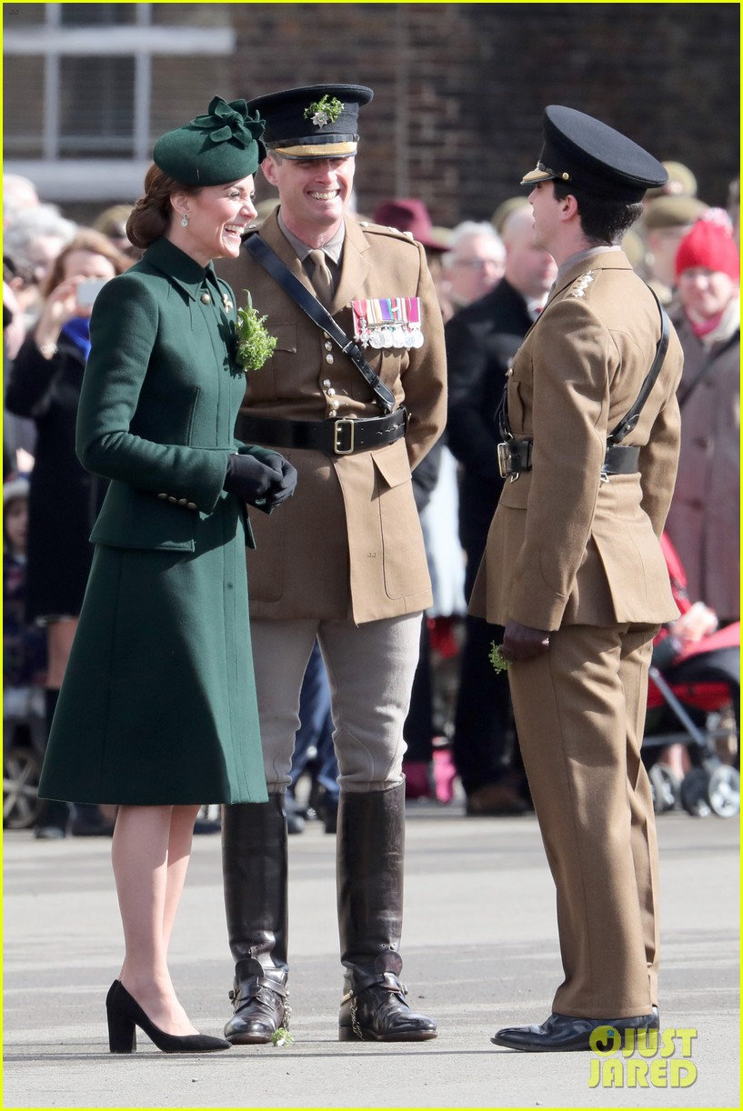 prince william kate middleton st patricks day 2019 10