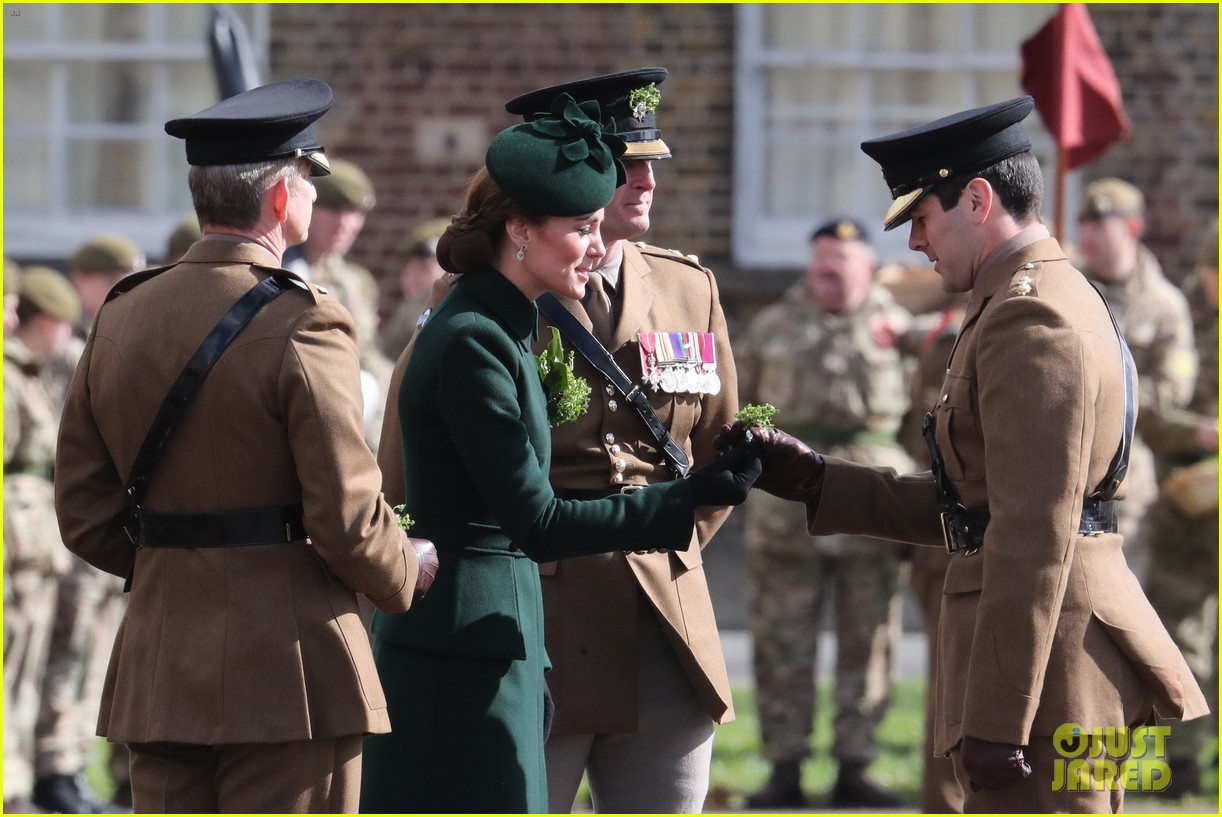 prince william kate middleton st patricks day 2019 11