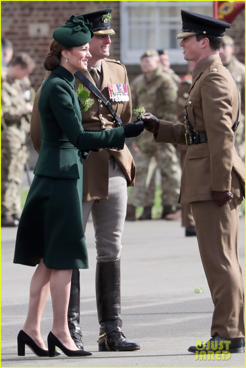 prince william kate middleton st patricks day 2019 124258170