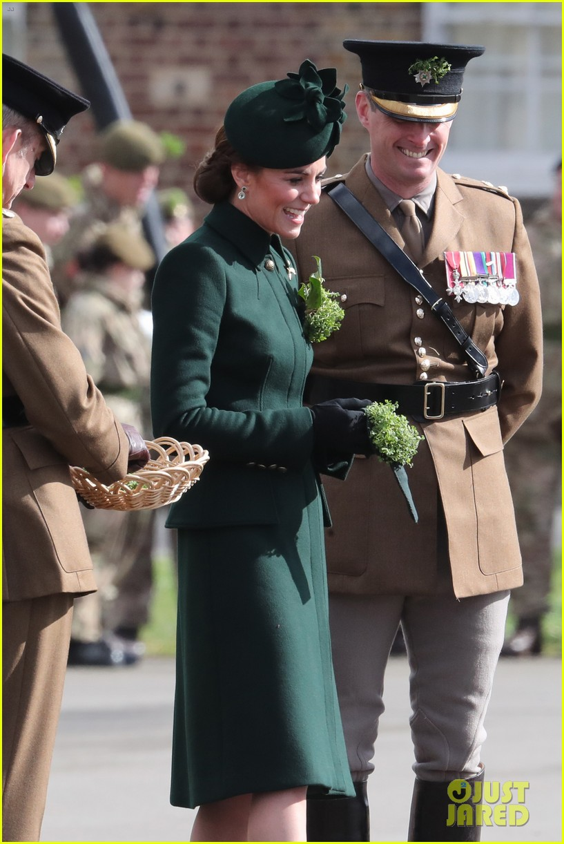 prince william kate middleton st patricks day 2019 13
