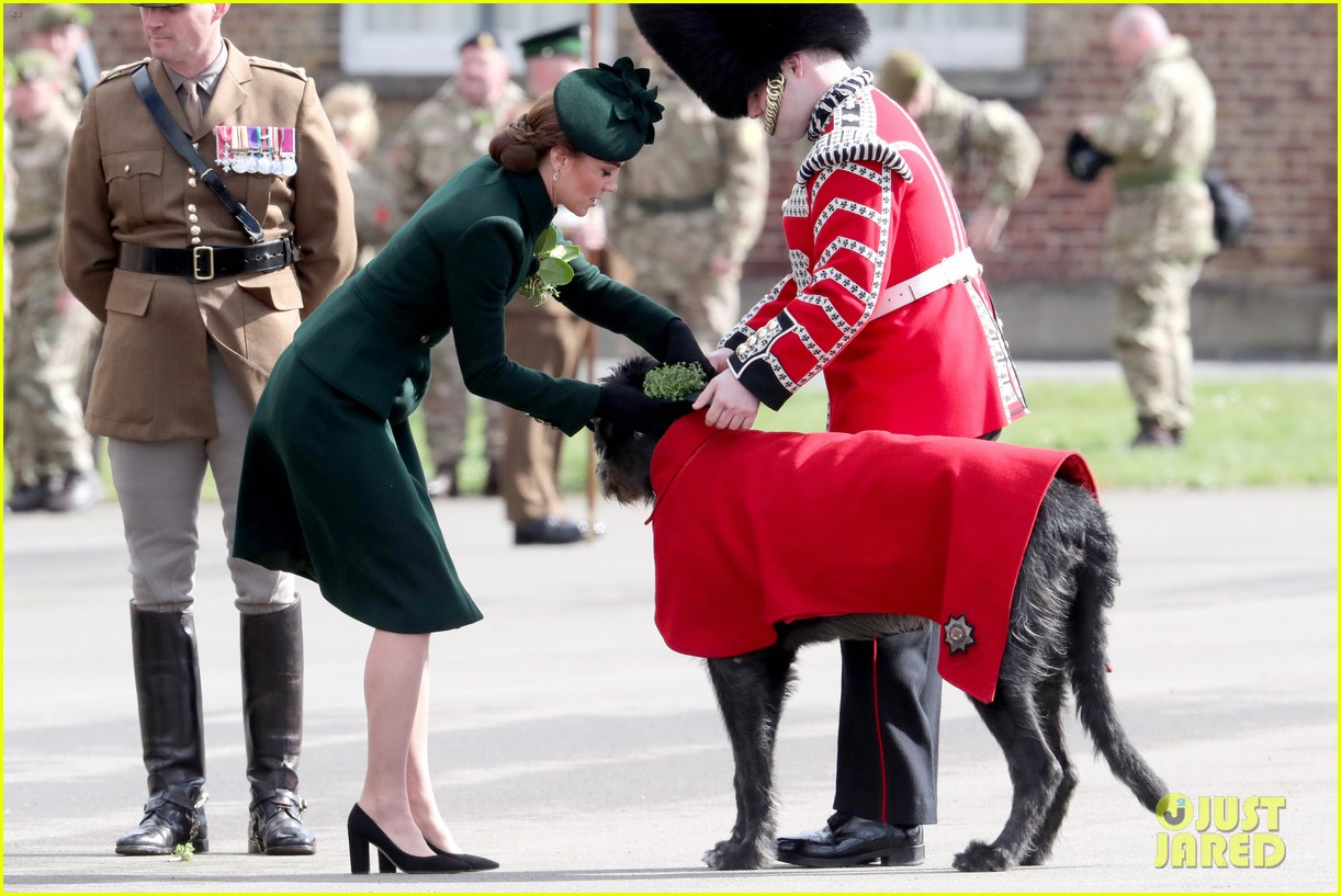 prince william kate middleton st patricks day 2019 15
