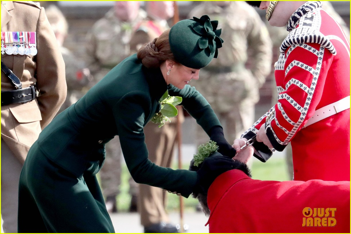 prince william kate middleton st patricks day 2019 16