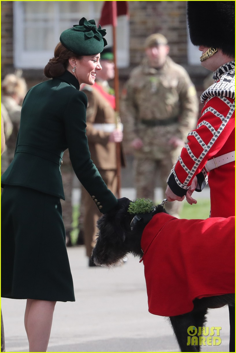 prince william kate middleton st patricks day 2019 17