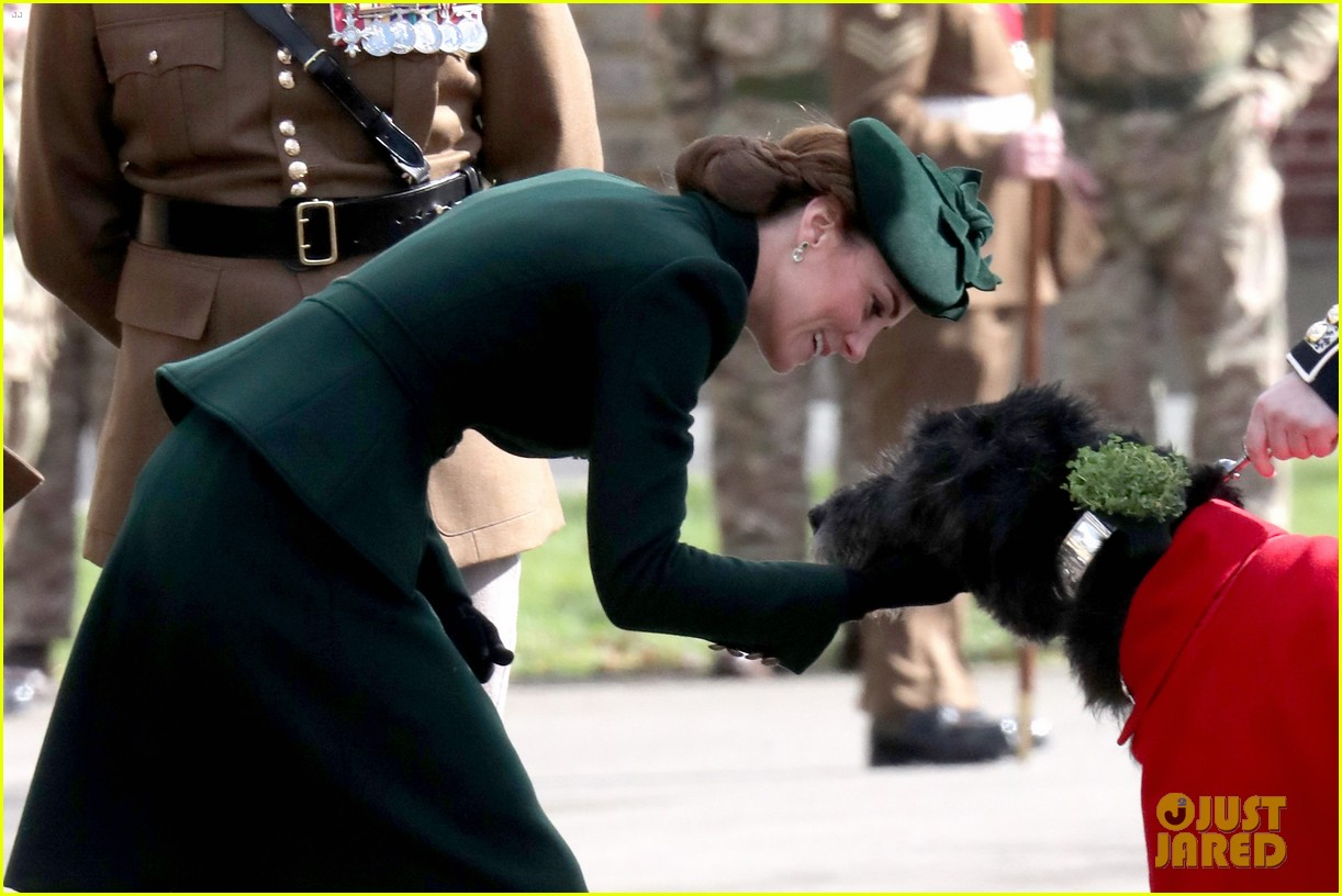 prince william kate middleton st patricks day 2019 18