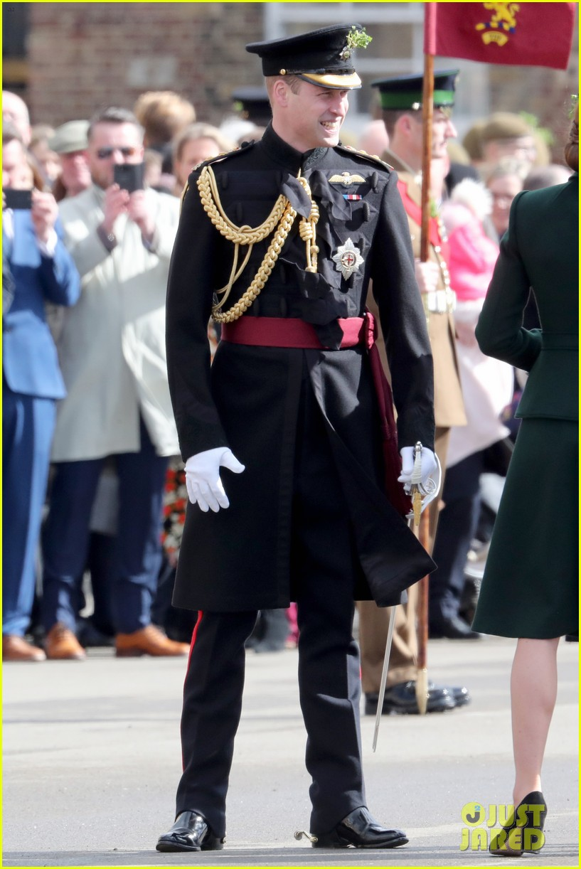 prince william kate middleton st patricks day 2019 19