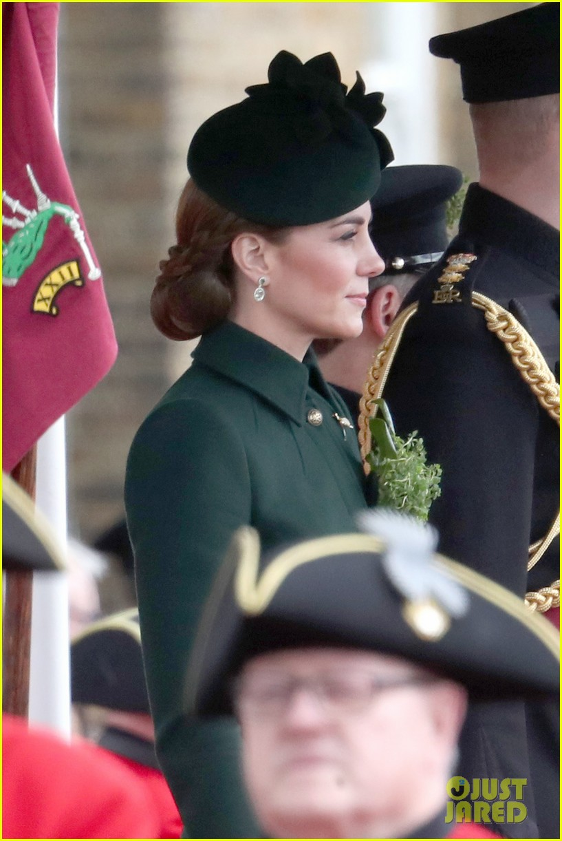 prince william kate middleton st patricks day 2019 21