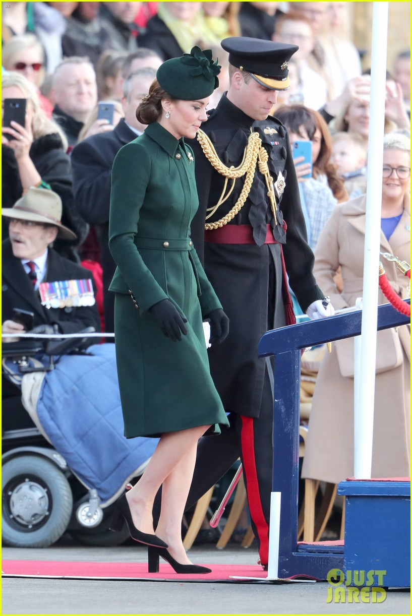 prince william kate middleton st patricks day 2019 23