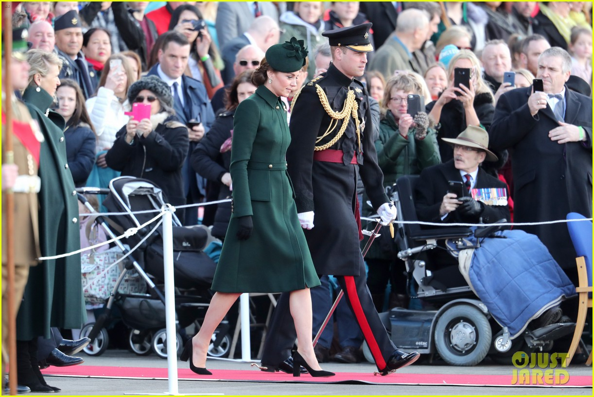 prince william kate middleton st patricks day 2019 244258181