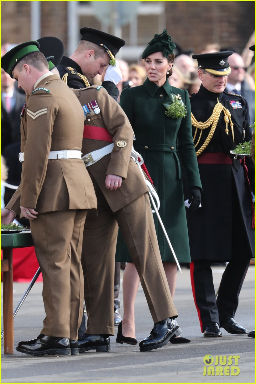 prince william kate middleton st patricks day 2019 254258182
