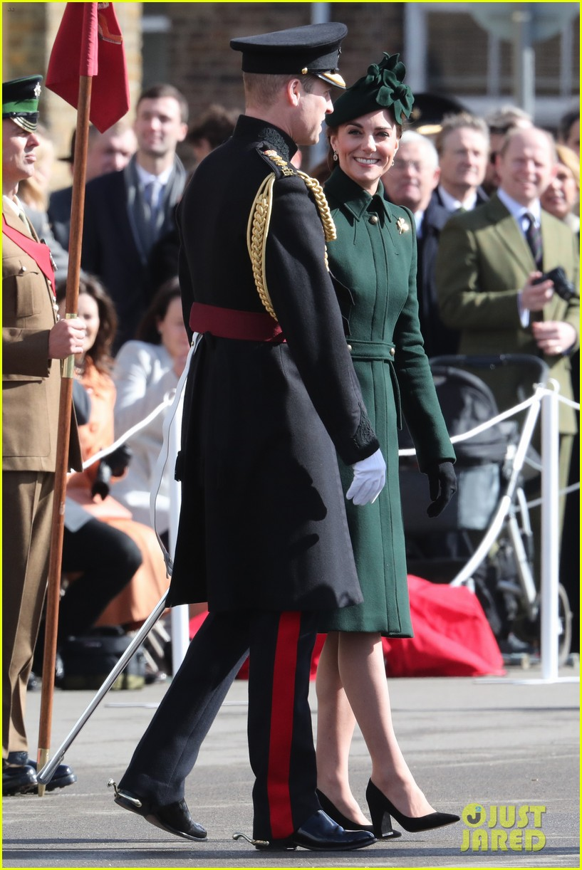prince william kate middleton st patricks day 2019 264258183