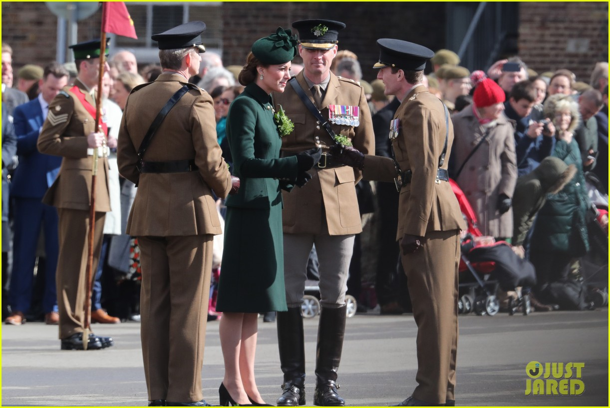 prince william kate middleton st patricks day 2019 294258186
