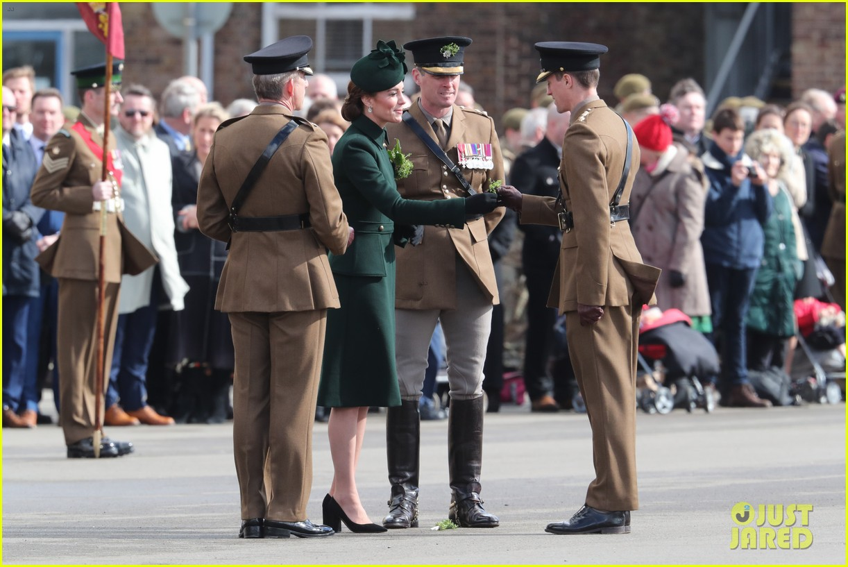 prince william kate middleton st patricks day 2019 304258187